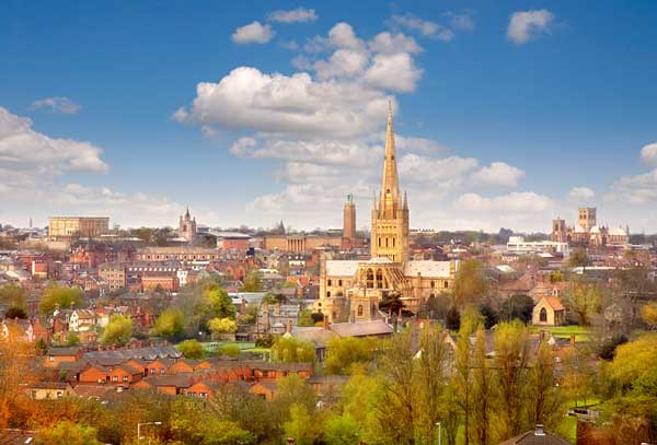 Beautiful Norwich