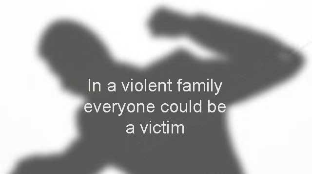 Abusive Home