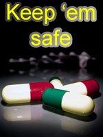Human pills hurting cats