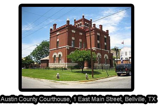 Austin courthouse