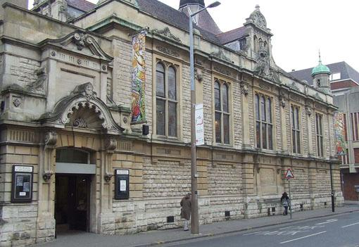 The City Museum and Art Gallery Gloucester