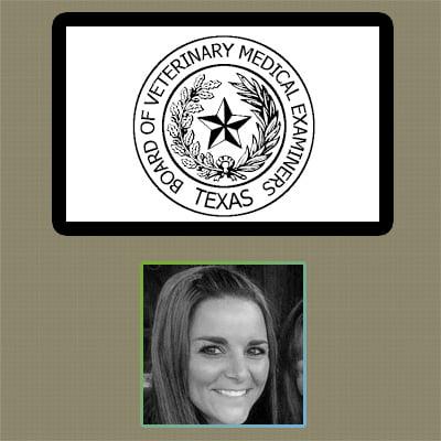Complaint to TBVME on Kristen Lindsey