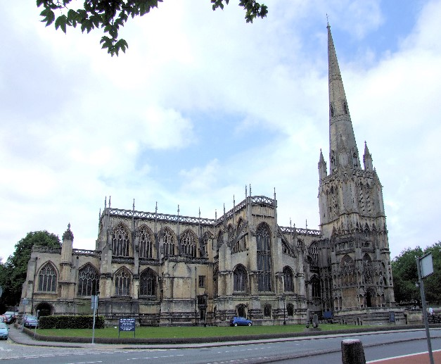 St. Mary's Redcliffe