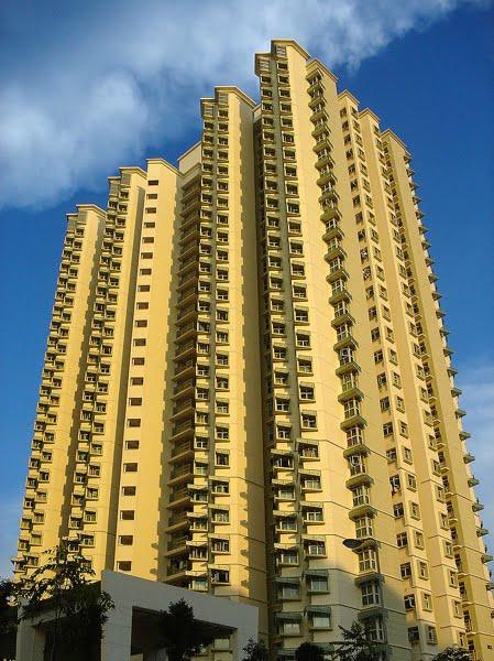 Housing and Development Board flats Bukit Batok West Avenue 5 Singapore 20050528