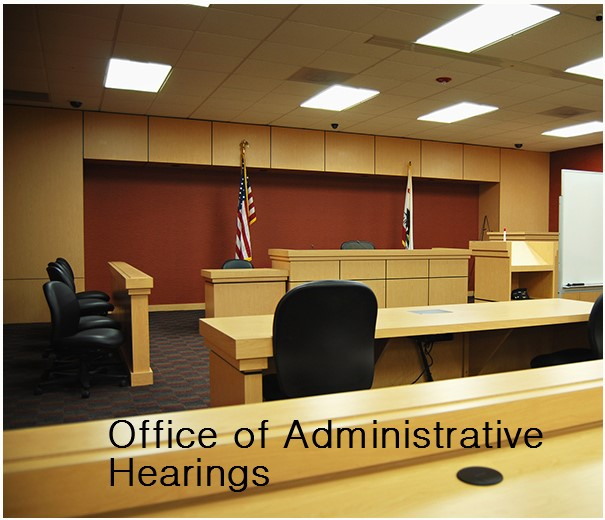 Office of Administrative Hearings