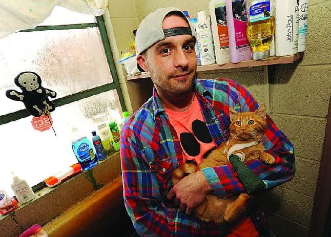 Cat Man David