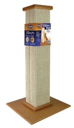 Pioneer Pet Smart Cat The Ultimate Scratching Post. A large post.