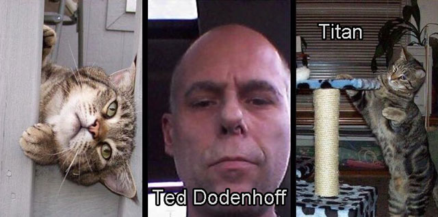 Ted Dodenhoff and Titan
