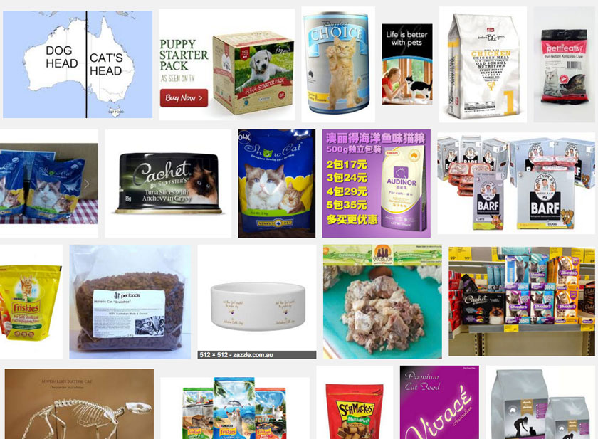 Australian Cat Food (per a Google image search)