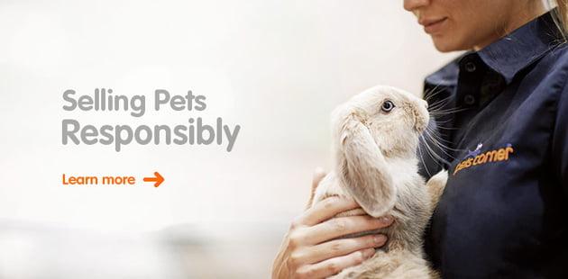 Selling pets responsibly