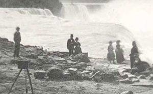 Niagara Falls historical facts