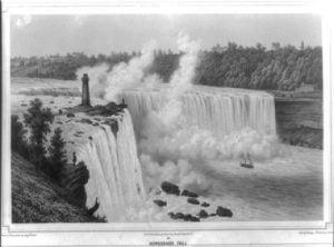 Niagara Horseshoe falls