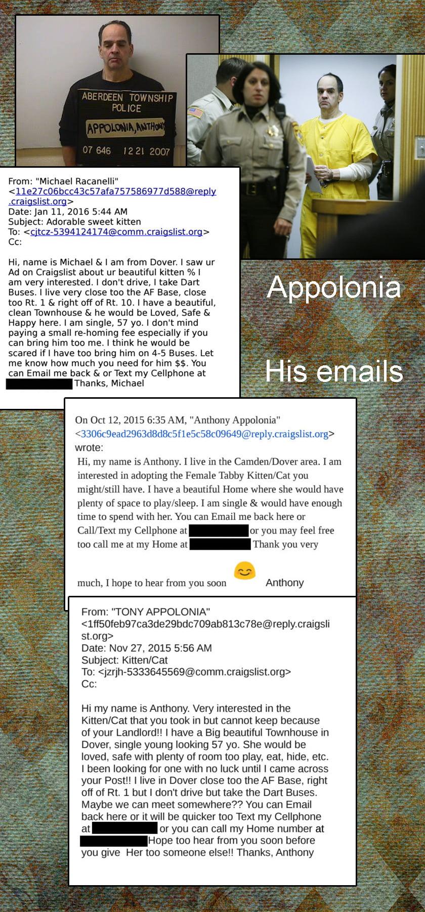 Appolonia - an animal abuser