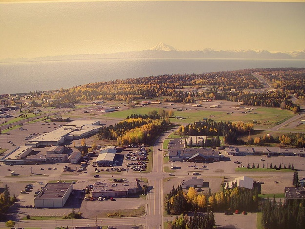View of downtown Kenai (wikipedia)
