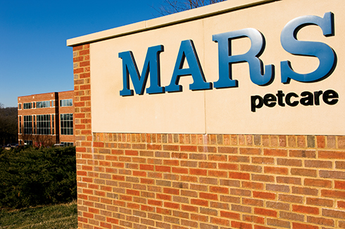 Mars Petcare. This is not the facility as far as I aware. The image is for illustrative purposes only.