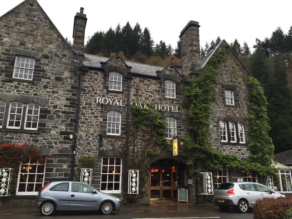 Royal Oak Hotel North Wales