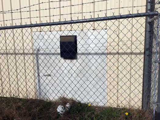 Time to celebrate: Columbus County, NC gas chamber is being dismantled and destroyed