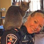 Don't punish police for protecting animals!