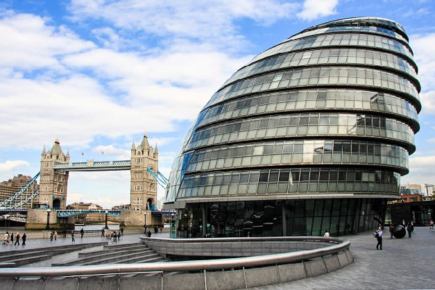 City Hall, London