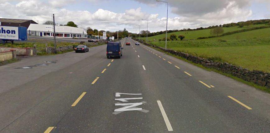 N17 road Galway