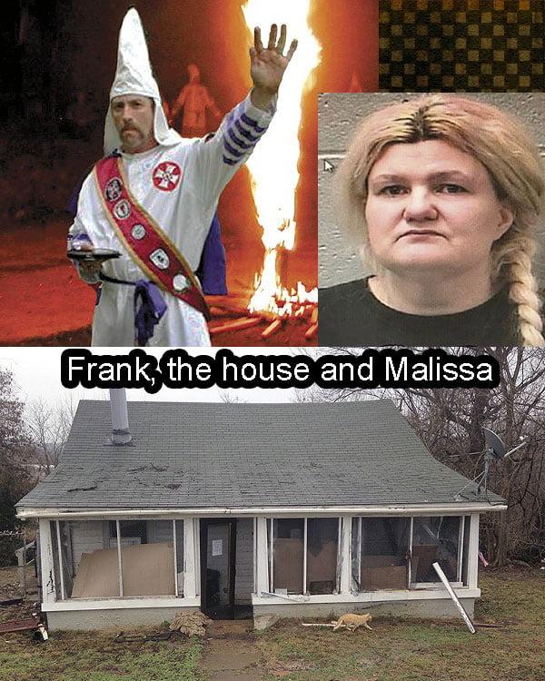 Frank and Malissa