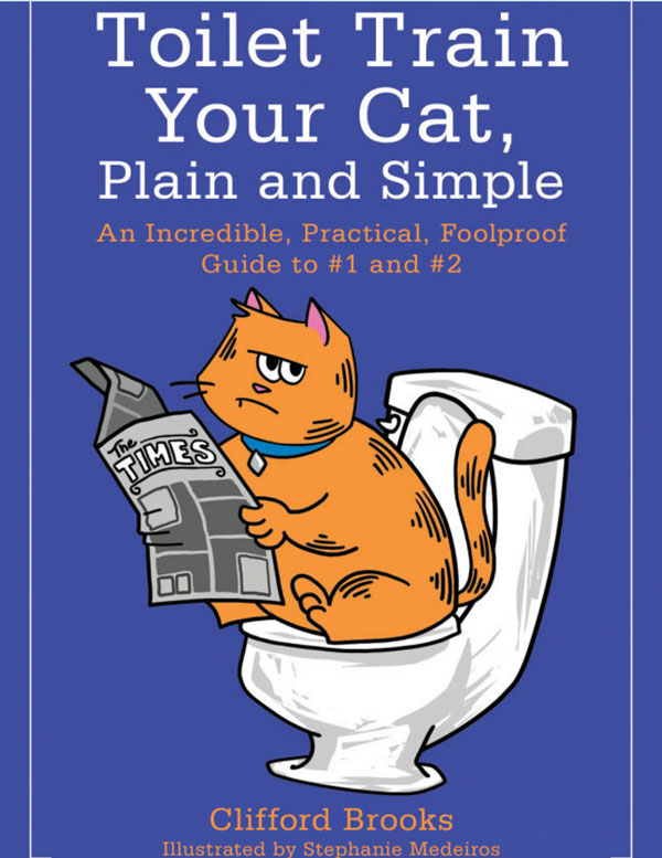Toilet Train Your Cat Plain and Simple