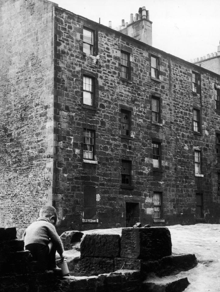 Britain's most evil serial killer hurled a cat off the top floor of a tenement building when aged 10