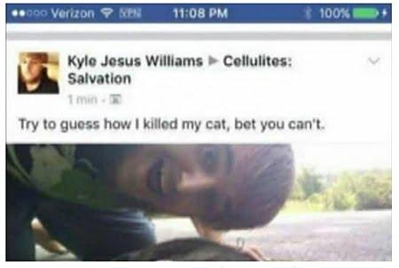 Kyles facebook