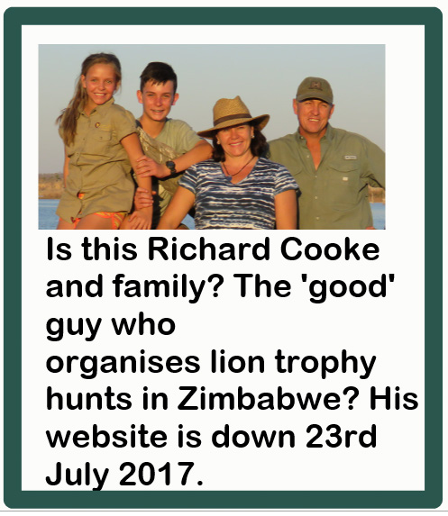 Richard Cooke and Family?