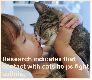 Contact with cats in childhood helps combat asthma