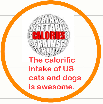 Calorific intake of US cats and dogs is awesome