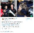 Customized mini oxygen masks for firefighters to save cats and dogs