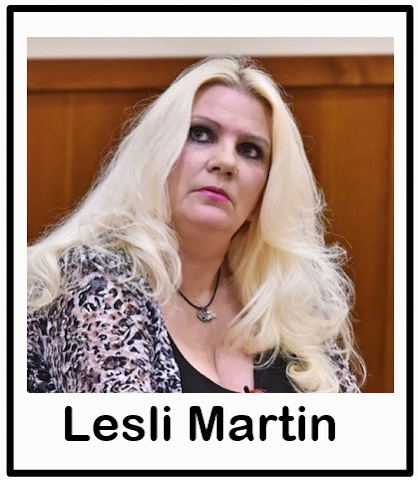 Lesli Martin a cat rescuer charged with animal cruelty