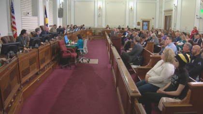 Denver council meeting on ban on declawing