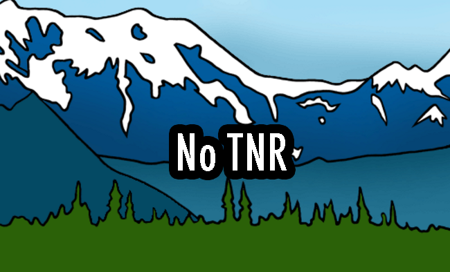 Alaska rejects TNR