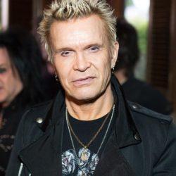 Billy Idol photo by WireImage
