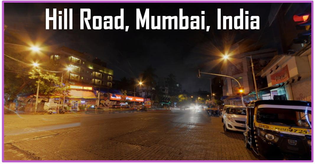 Hill Road, Mumbai, India