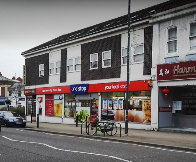 The One Stop store in Bournemouth referred to