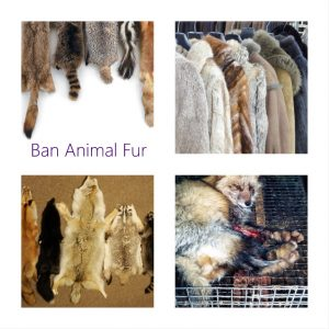 "UK Parliament will debate ""ban the sale of animal fur in the UK"""