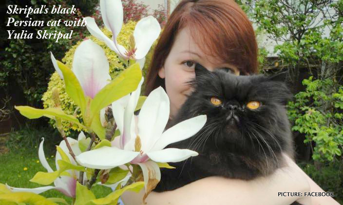 Poisoned Sergei Skripal's cat dies inside home because of alleged police neglect