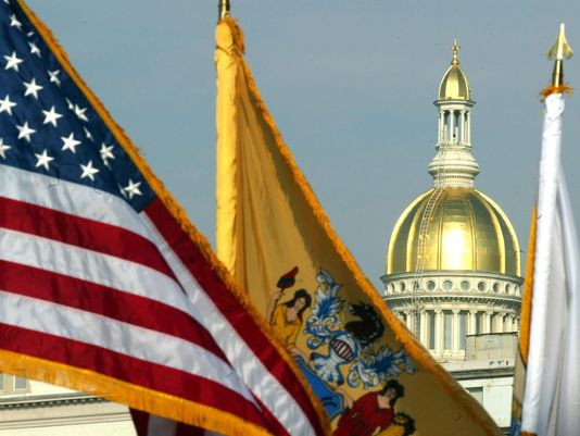 New Jersey's Statehouse