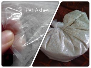 Scattering pet ashes UK