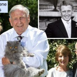 He divorced his wife because she had too many cats. He remarried her now she has more cats.