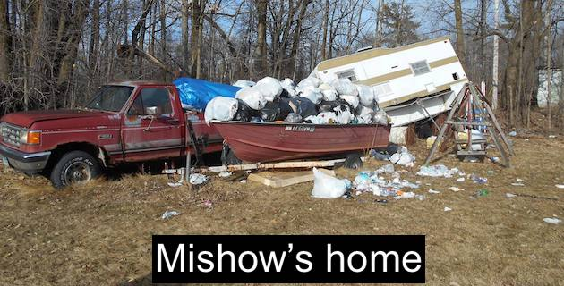 Mishow's home
