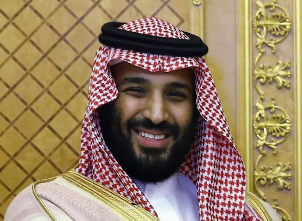 Moderniser and reformer: Saudi Crown Prince Mohammed bin Salman. Photo: AP.