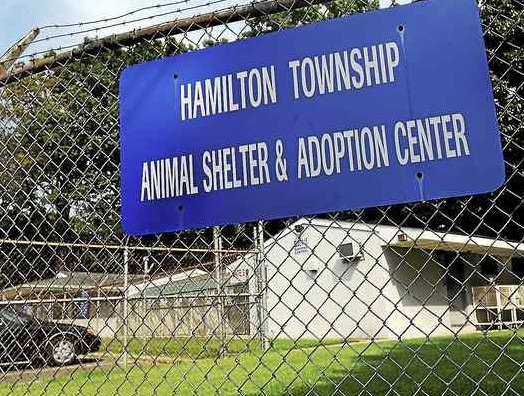 Hamilton Township animal shelter