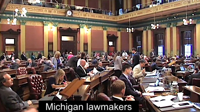 Michigan lawmakers