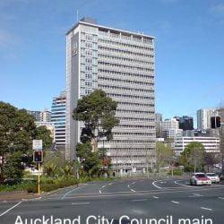 Auckland City Council main building