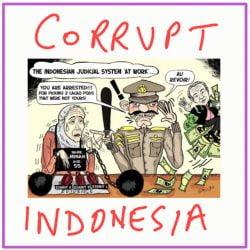 Corrupt Indonesia