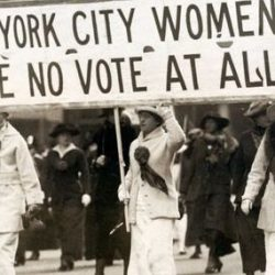 New York City suffragette loved cats